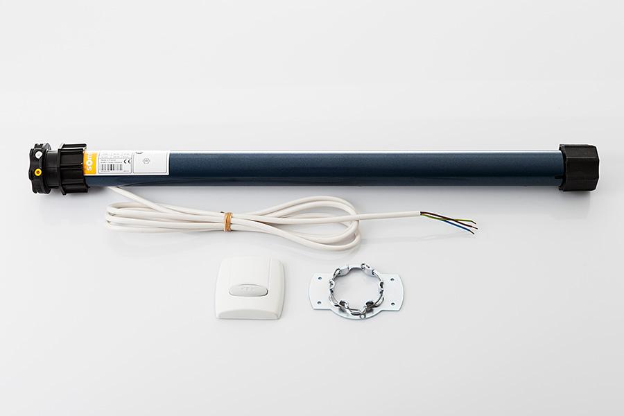 Somfy Solus Radio Kit Tubular Tube Motor Roller Shutter